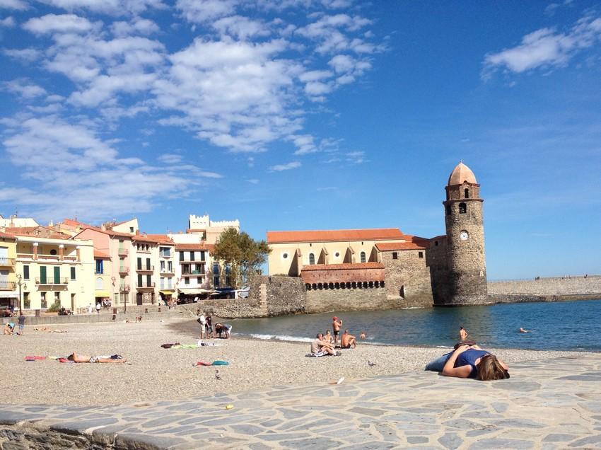 Tautavel-1-Collioure-mer-mediterranee-fauvisme-côte-Vermeille-Méditérranée